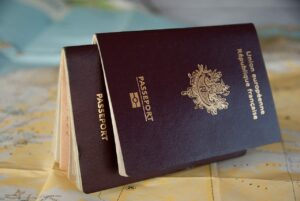 passport, border, customs