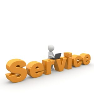 service, reception, business
